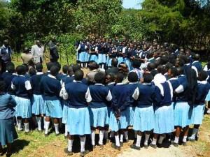 The Water Project : kenya4134_handing-over_2