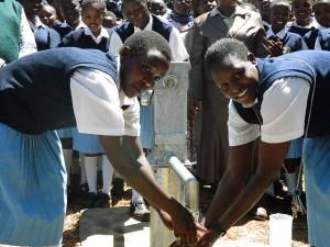 The Water Project : kenya4134_handing-over_5