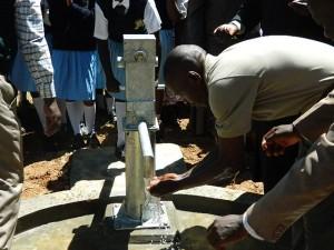 The Water Project : kenya4134_handing-over_7