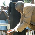 The Water Project: St. Teresa Of Avila Girls Secondary School -