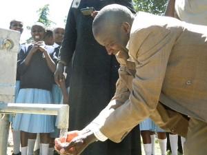 The Water Project : kenya4134_handing-over_8