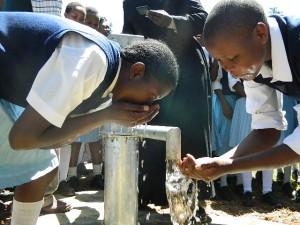 The Water Project : kenya4134_handing-over_9