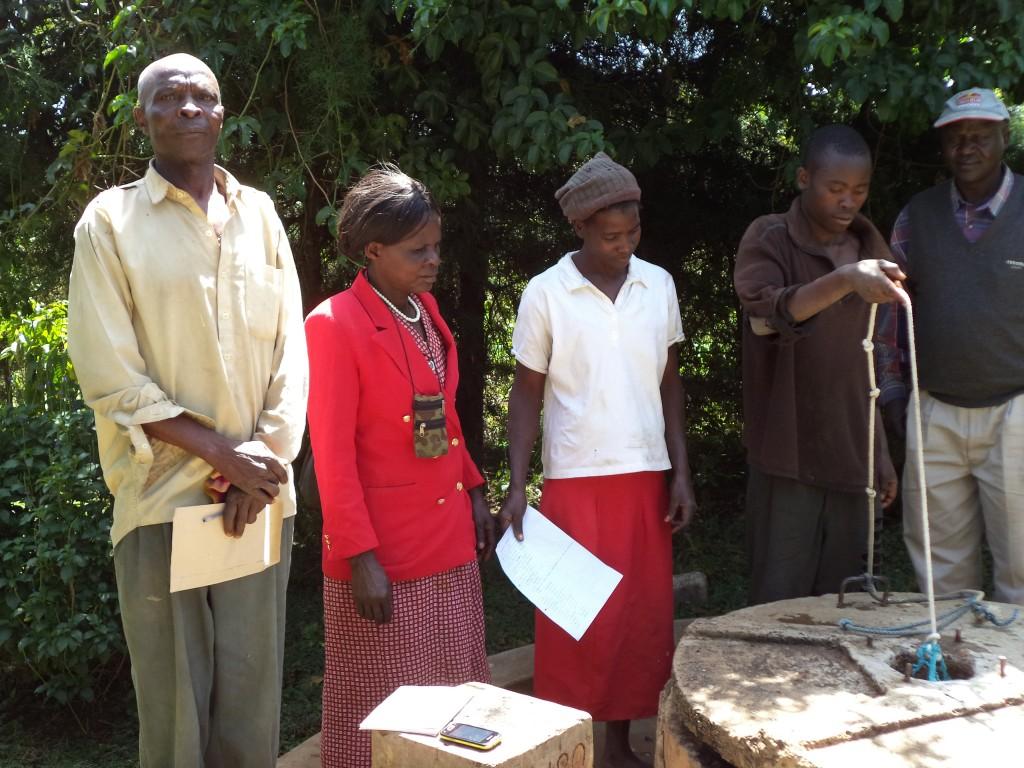 Photo of Mtambo Borehole Rehabilitation Project