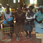 The Water Project: IFC Church Makunga -