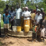The Water Project: Inzu Yene Self Help Group -