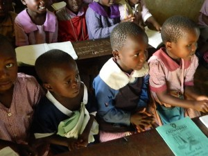 The Water Project : kenya4154_community-education_2