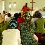 The Water Project: Mwibubi Church Of God -