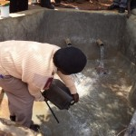 The Water Project: Kutosi Kimakwa Spring Catchment Project -