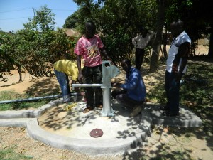 The Water Project : kenya4186_pump-installation_10
