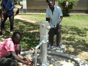 The Water Project : kenya4186_pump-installation_16