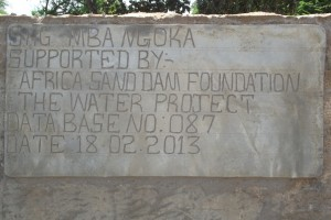 The Water Project : kenya4028_sand-dam-12043-dss_march-2013-2