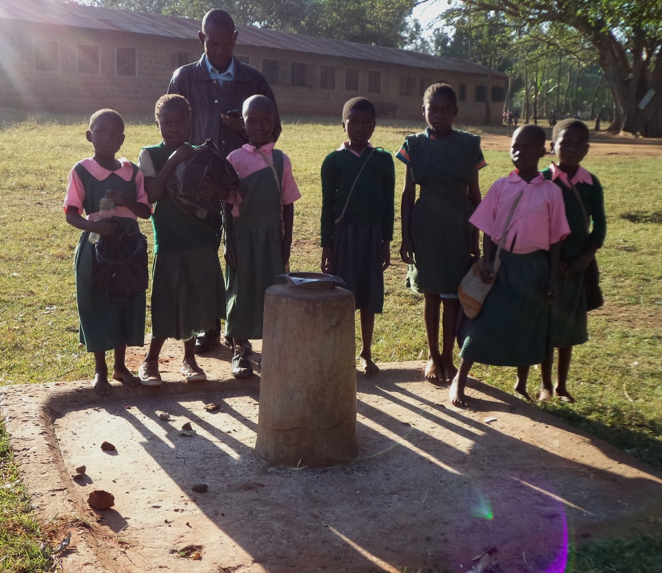 Photo of Kabuyefwe Friends Primary School Borehole Rehab
