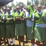 The Water Project: AIC Kapchemoiywo Girls Secondary School -