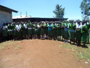 The Water Project : kenya4157_students_3
