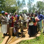 The Water Project: Eshirachiri Self Help Group -