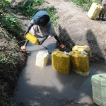 The Water Project: Nyamirama -
