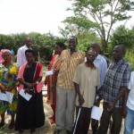 The Water Project: Rushere Community Church -