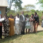 The Water Project: Rushere Senior Secondary School -