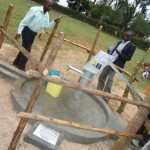 The Water Project: Molly Integrated School -