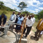 The Water Project: Rwabigyemano Primary School -