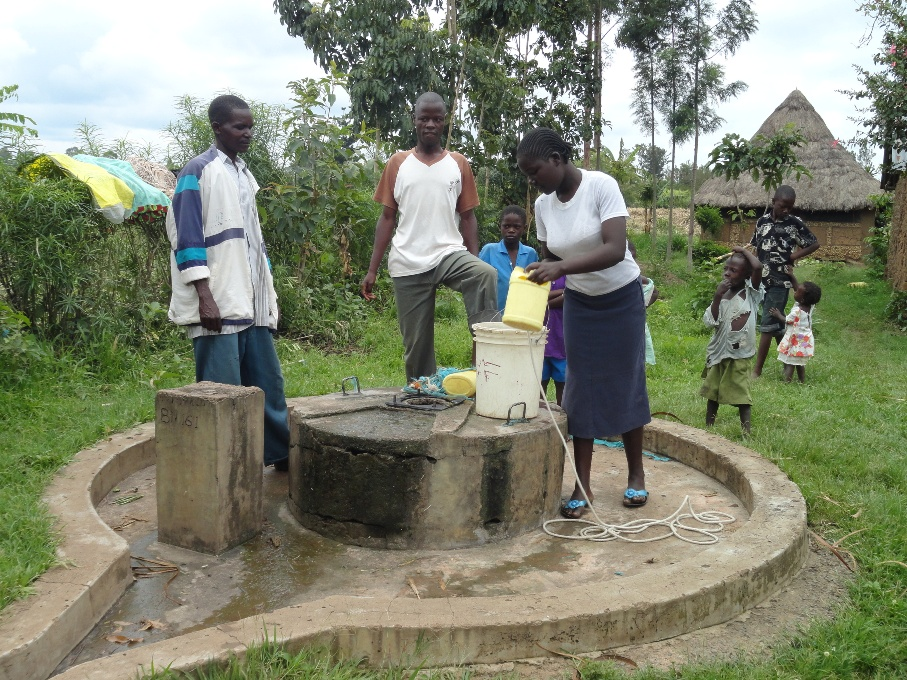 Photo of Kimatuni Borehole Rehab