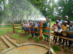 The Water Project : kenya4157_test-pumping_1
