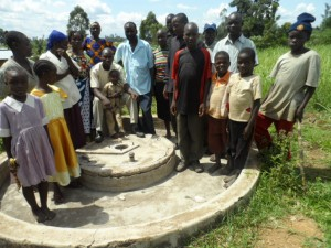 The Water Project : kenya4192_community-members-1