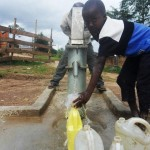 The Water Project: Kabagali Community -