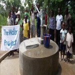 The Water Project: Lungi, Rosint Poultry Well Rehabilitation -