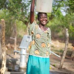 The Water Project: Lorobe -