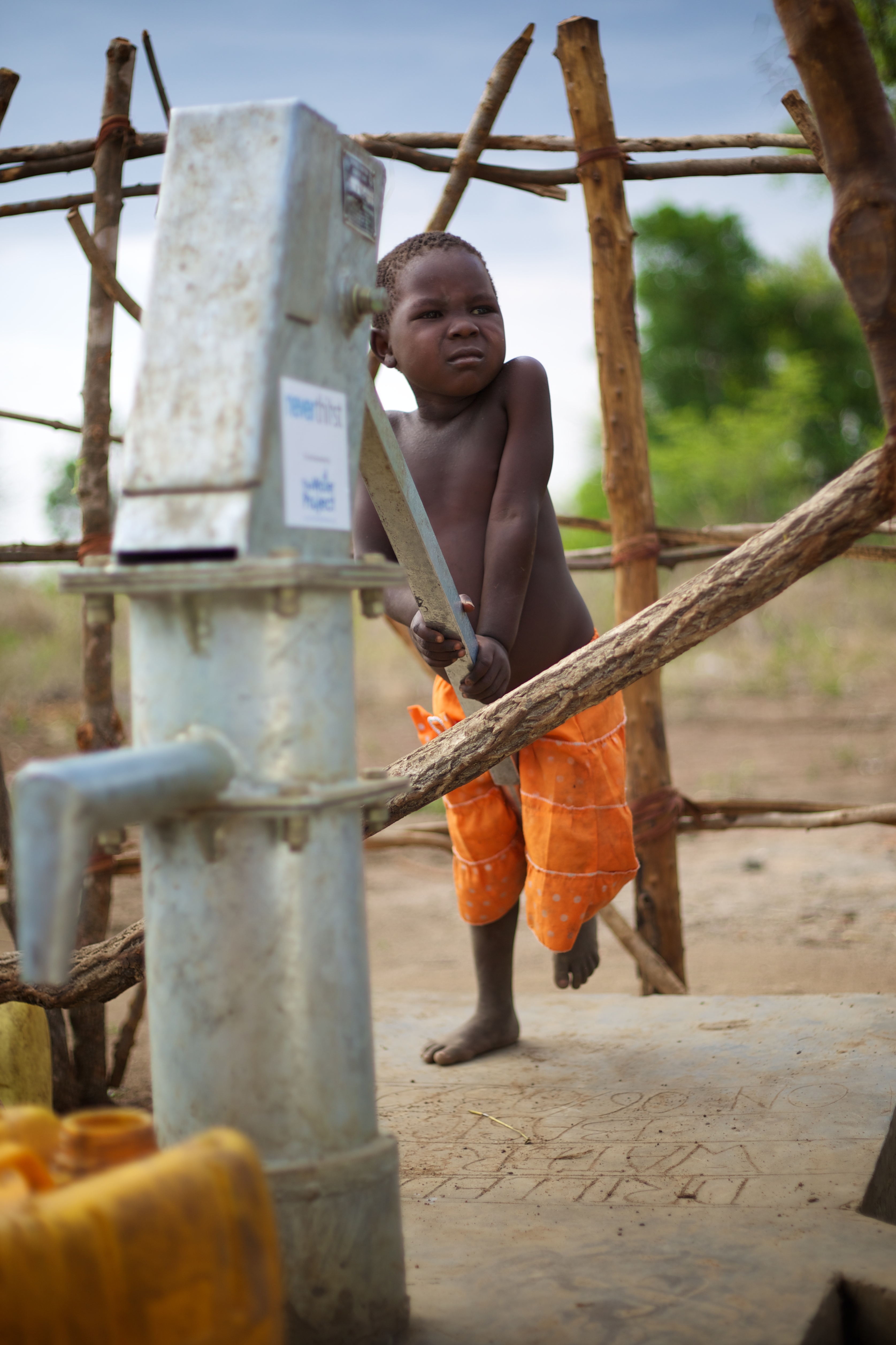 The Water Project : southsudan241-loice1