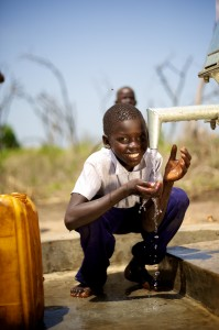 The Water Project : southsudan245-emmanuel3