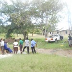 The Water Project: Rwabtabgwe Parents Project -