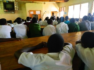 The Water Project : kenya4157-community-education-7