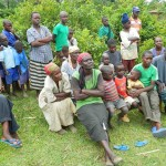 The Water Project: Ngaywa Community Rehab -