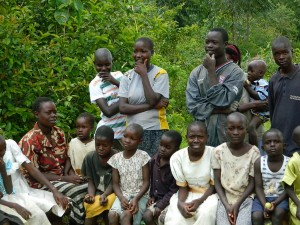 The Water Project : kenya4192-community-education-6