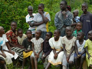 The Water Project : kenya4192-community-education-7