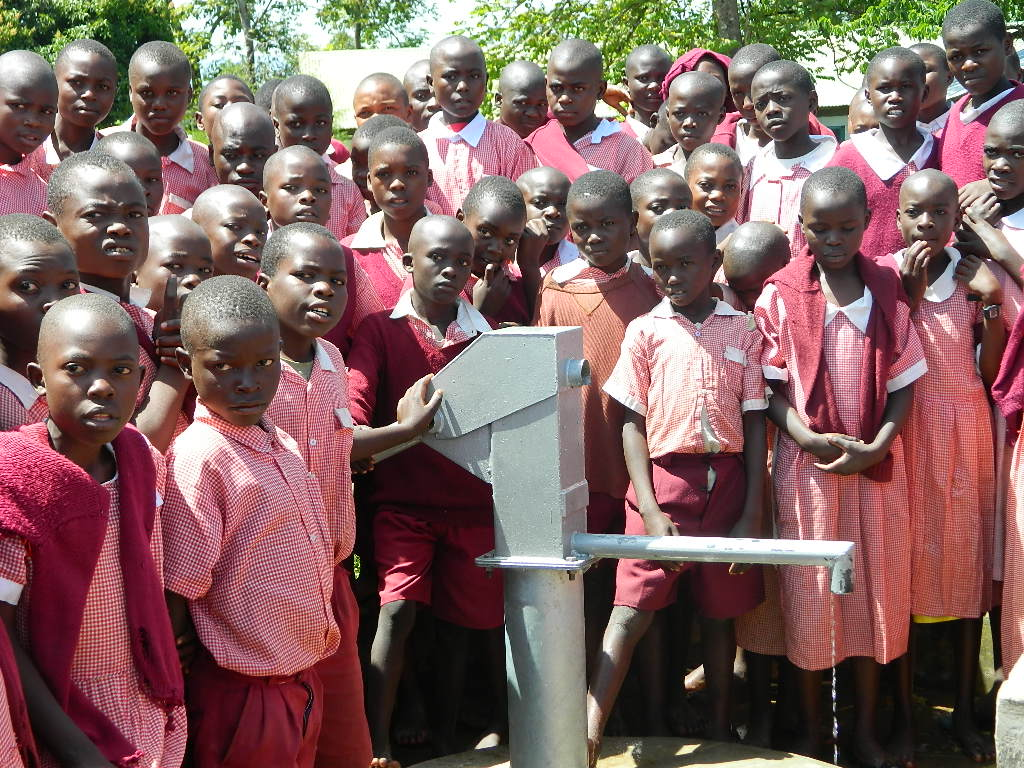 Photo of Bukhaywa Primary School