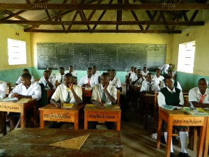 The Water Project : kenya4195-community-education-2