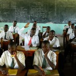 The Water Project: St. Stephens Kamashia Secondary School -