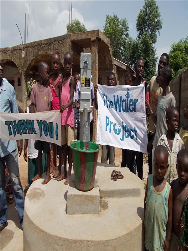 Photo of Lungi Magburaka Well Rehabilitation