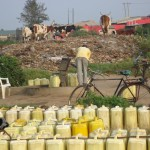 The Water Project: Rushere Town School -