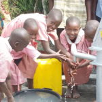 The Water Project: Bunonko Primary School -
