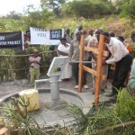 The Water Project: Buzooba Community Church -