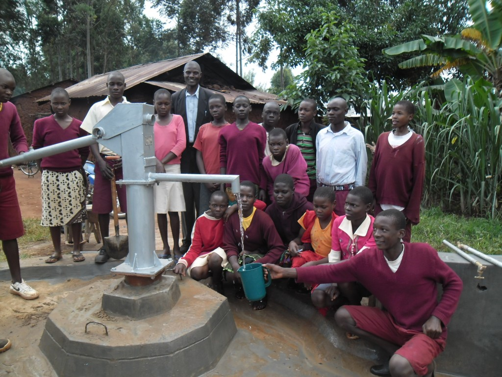 Photo of Lwanda Primary School Borehole Rehab