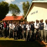 The Water Project: Lelmokwo Boys Secondary School -