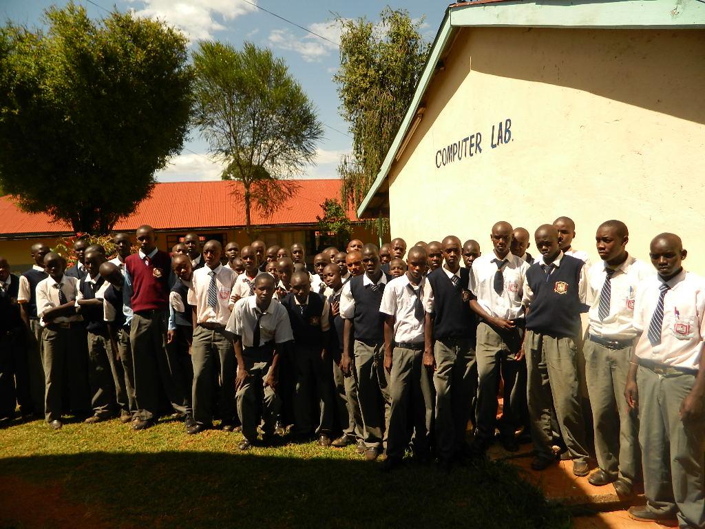 Photo of Lelmokwo Boys Secondary School