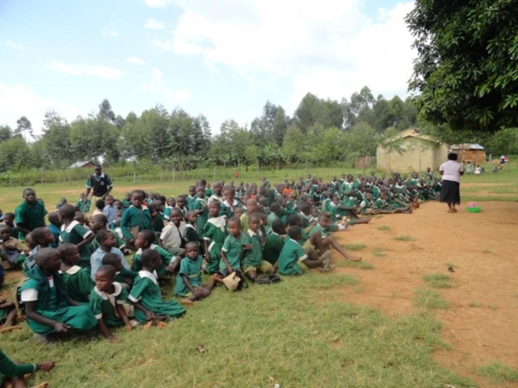 Photo of Lusohko Primary School