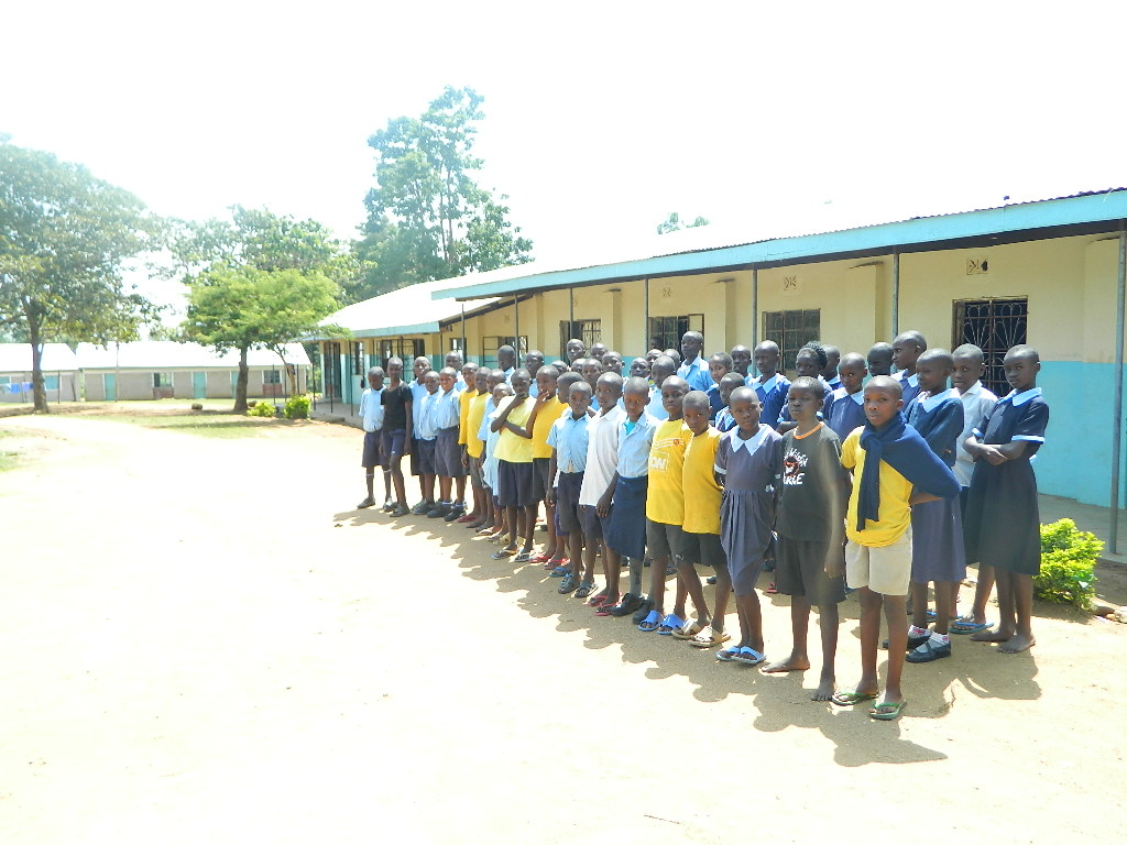 Photo of Lubinu Primary School