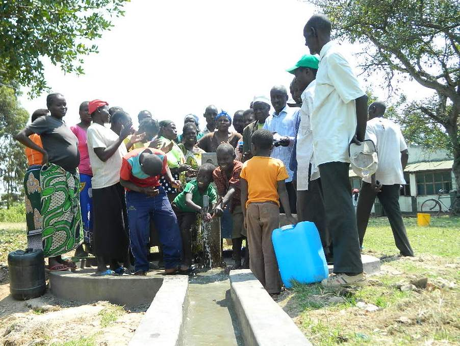 The Water Project : kenya4199-handing-over-2-2